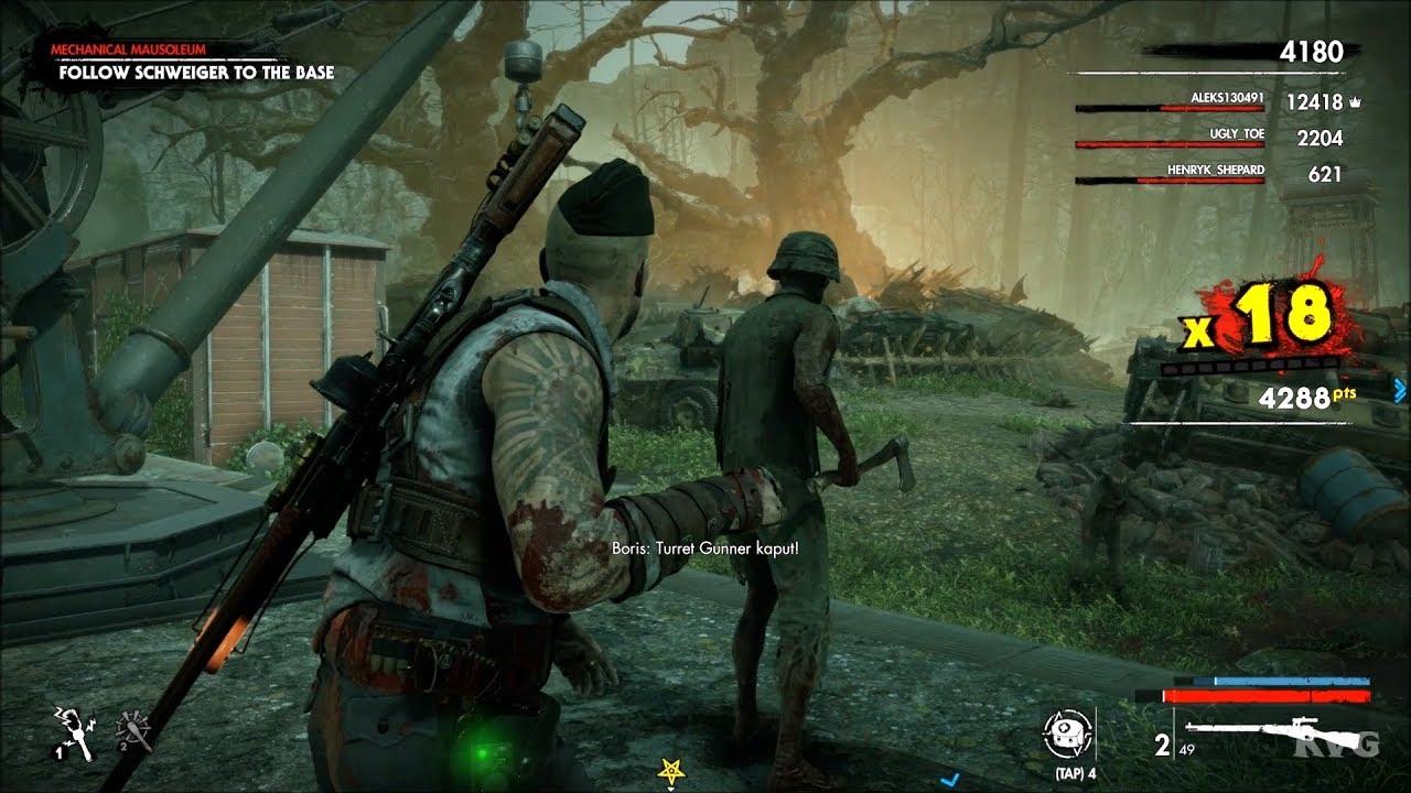Zombie Army 4: Dead War Crack