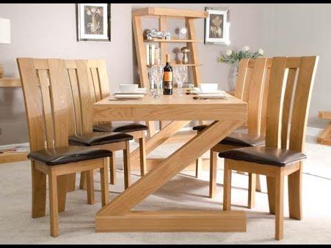 Comedores de madera para todos los gustos
