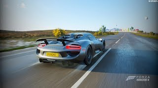 Forza Horizon 4 - Porsche 918 Spyder is a great All-Rounder for S2-Class [Ranked Adventure]