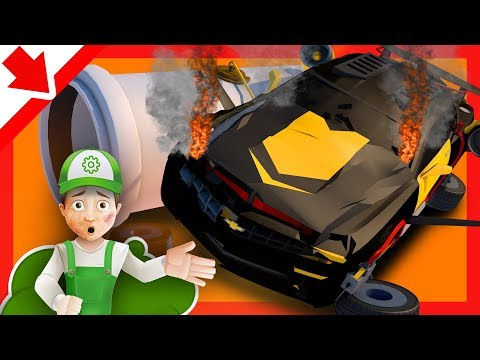 Car crash Cartoons for children. Cartoon for kids Cars. Cartoon vehicles Truck children Car for kids