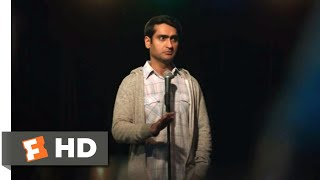 The big sick (2017) - comedy show interrupted scene (5/10) | movieclips