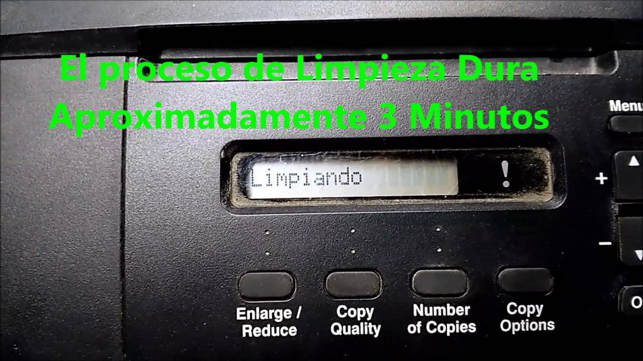 limpieza cabezal modo tecnico brother dcp j140 youtube rh youtube com manual de impresora brother dcp-j140w guia del usuario impresora brother dcp-j140w