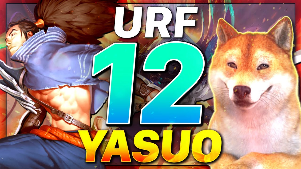 CẬU VÀNG | YASUO URF IS BACK