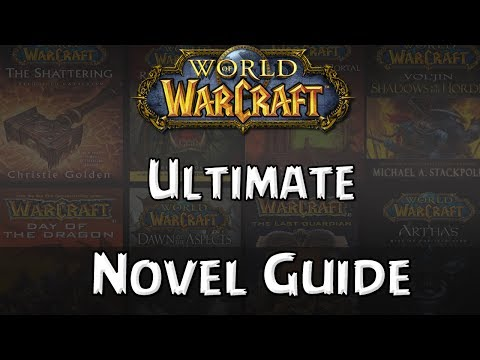 Ultimate Warcraft Book Guide - [Chronological List]