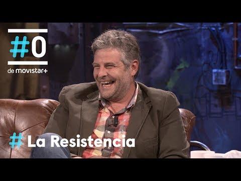 LA RESISTENCIA - Entrevista a Raúl Cimas   #LaResistencia 31.05.2018