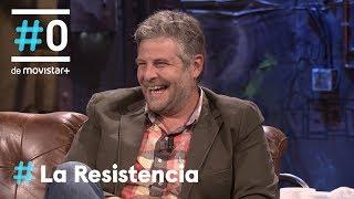 LA RESISTENCIA - Entrevista a Raúl Cimas | #LaResistencia 31.05.2018