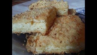 Пирог с творогом   Королевская ватрушка