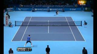 Juan Martin Del Potro - Beautiful Tennis