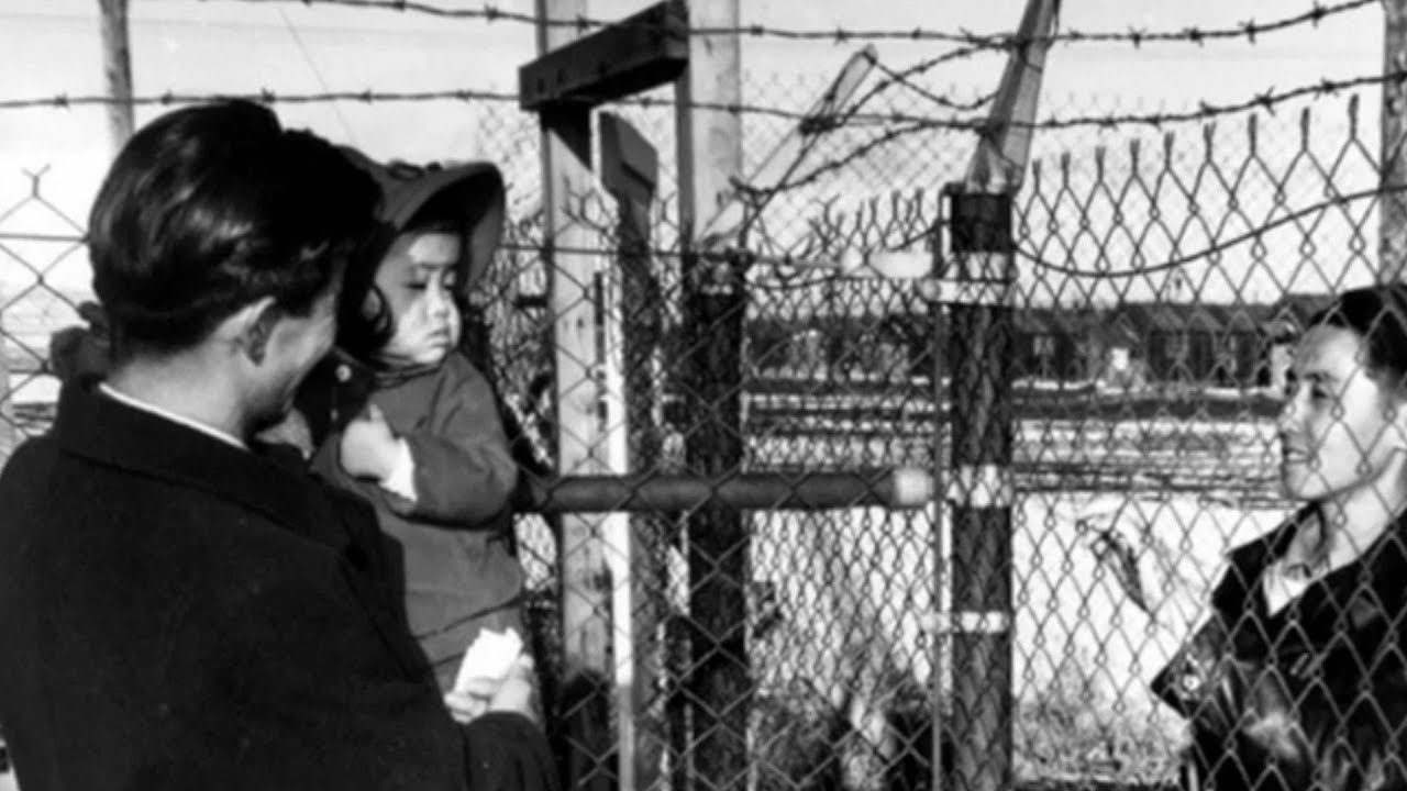 Image result for LIFE PHOTOS OF JAPANESE INTERNMENT CAMPS IN USA