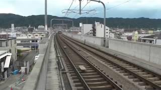 準急 大阪難波行き通過!! 近鉄3200系