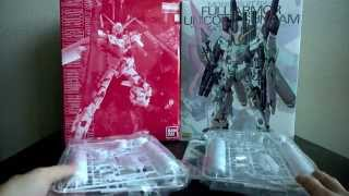 Repeat youtube video CITRUS UNBOXES | MG Full Armor Unicorn Gundam [red vs. Ver. Ka]