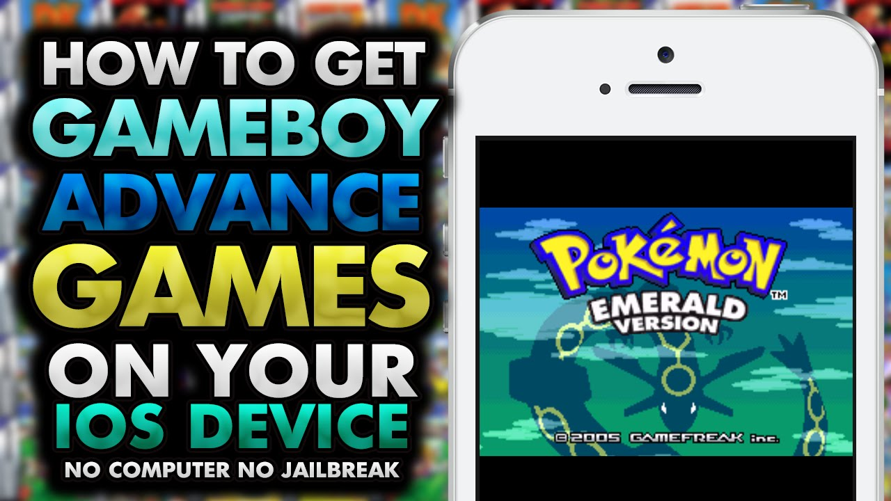 how to play gba games on iphone how to get gba on your ios device 10 0 2 amp no 20182