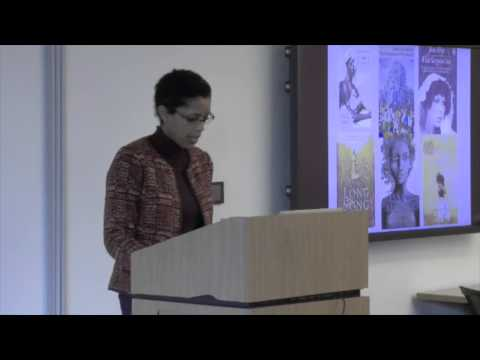 "Nicole Aljoe - ""Travelling Genres: Virality and the Neo-Slave Narrative"""