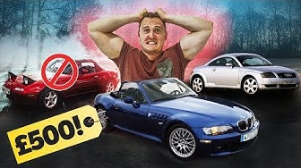 £500 Sports Car Challenge