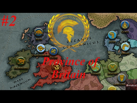 Terminus: Total War Imperium - Province of Britannia #2 ~ Gold Pls