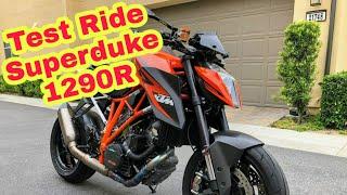 Test Ride: KTM Superduke 1290 R
