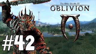 Let's Play The Elder Scrolls IV: Oblivion - Full Walkthrough #42 - Kynareth's Test!