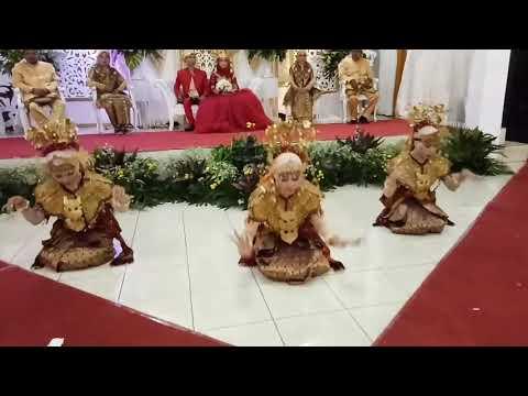 Tari Tanggai Tari khas Palembang