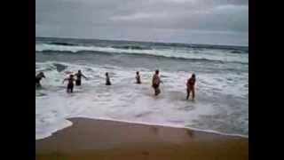 Areia Branca Ano Novo