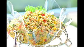 En Nefis  Şehriye  Salatası  Tarifi ( Tam kıvamında çok lezzetli)