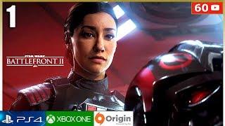 STAR WARS BATTLEFRONT 2 - Campaña Español Mision 1,2,3 (Modo Historia) Parte 1 | Gameplay Español