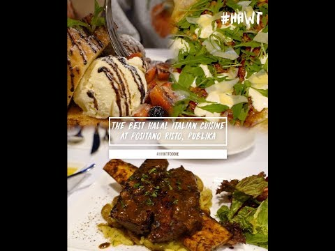 Positano Risto Kl The Halal Italian Restaurant You Should Know About