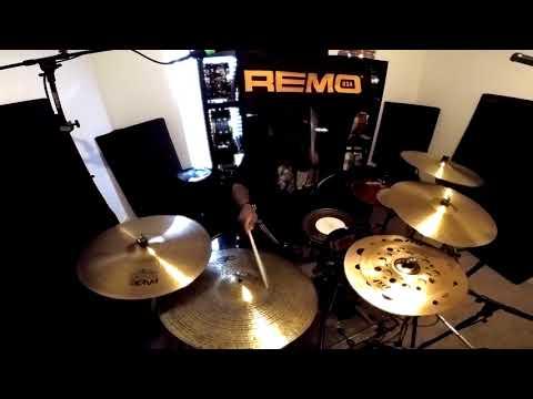 MARCUS THOMAS | HEAVENS JUDGEMENT (kaz Rodriguez) drum cover