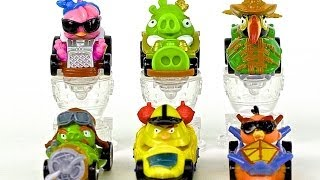 My Angry Birds Go Telepods Collection!