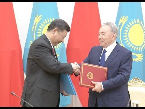China, Kazakhstan to Further Integrate Development Strategies as Bilateral Ties Flourish