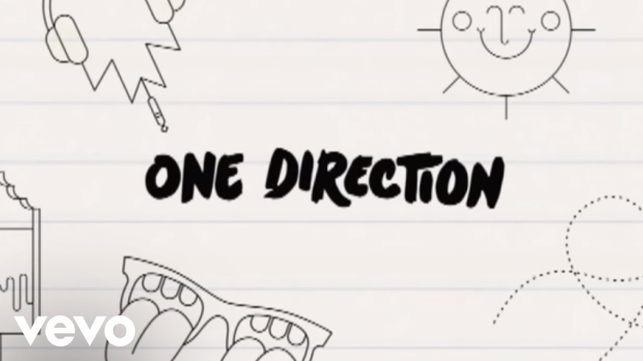 Beautiful One One Direction What Makes You Beautiful Lyric Video