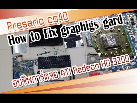 GRAPHICS CHIPSET ATI RADEON HD3200 GRAPHICS TELECHARGER PILOTE