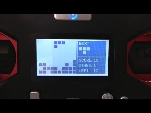 ⭐️ Tetris Game for FrSky X LITE (Download)