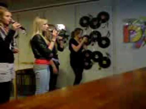 Karaoke sang 5