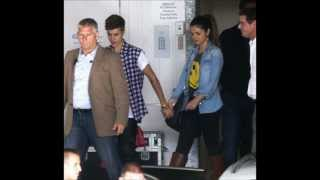 Selena Gomez:  Leaving A Hospital In New Zealand With Justin Bieber (July 18)