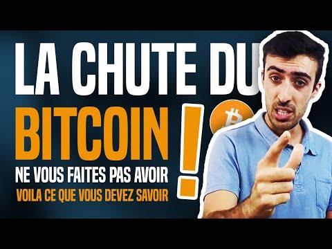 BITCOIN : NE VOUS FAITES PAS AVOIR ! (#Bitcoin Crash)