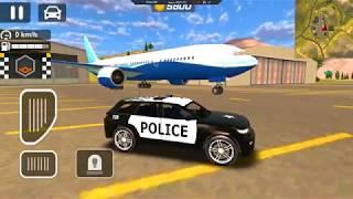 Машинки для детей | ПОЛИЦЕЙСКАЯ МАШИНА В АЭРОПОРТУ | Мультики про полицейские | POLICE CAR OFFROAD