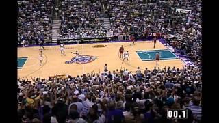 1998 NBA Finals - Chicago vs Utah - Game 6 Best Plays