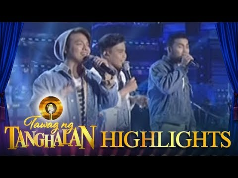 Tawag ng Tanghalan: TNT Season 1 Top 3 serenades the madlang people
