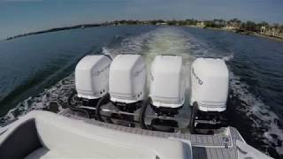 Nortech 390 with Quad Verado 400R  Top speed and efficiency  - YouTube