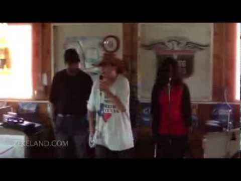 Ramona Flea Market Jacksonville Florida Karaoke Guy