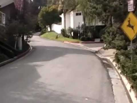 Cielo Drive Where The Tate Murders Took Place Youtube