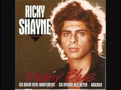 Ricky Shayne - Mamy Blue ( Original ).flv