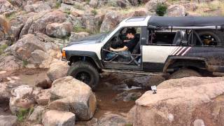 G.A.T.O.R. Greater Austin Toyota Off-Road at K2: SAS 4Runner on Easter Eggs