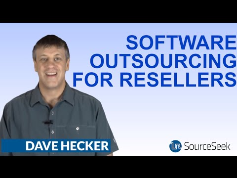 Offshore Outsourcing For Resellers & Agencies