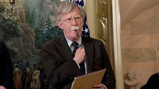 The Point: Is John Bolton's exit good news for China?