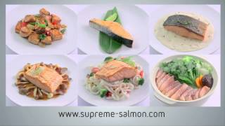 Taiwan Tv Commercial - Supreme Salmon