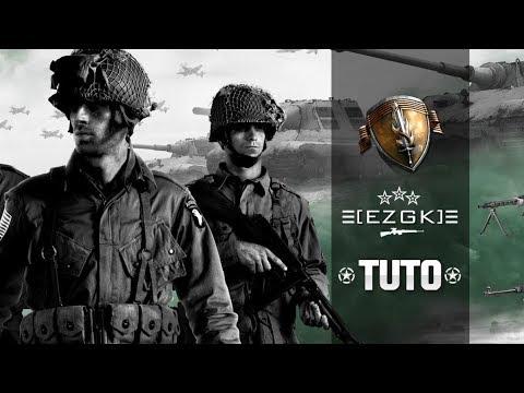 """COH2 FR #1175 """"Une façon de jouer les Américains (USF)- La compagnie d'infanterie (Tutoriel)"""""""