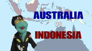 Australia vs Indonesia (2017)