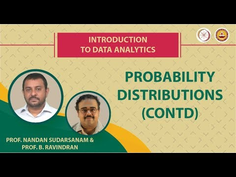 Probability Distributions(contd)