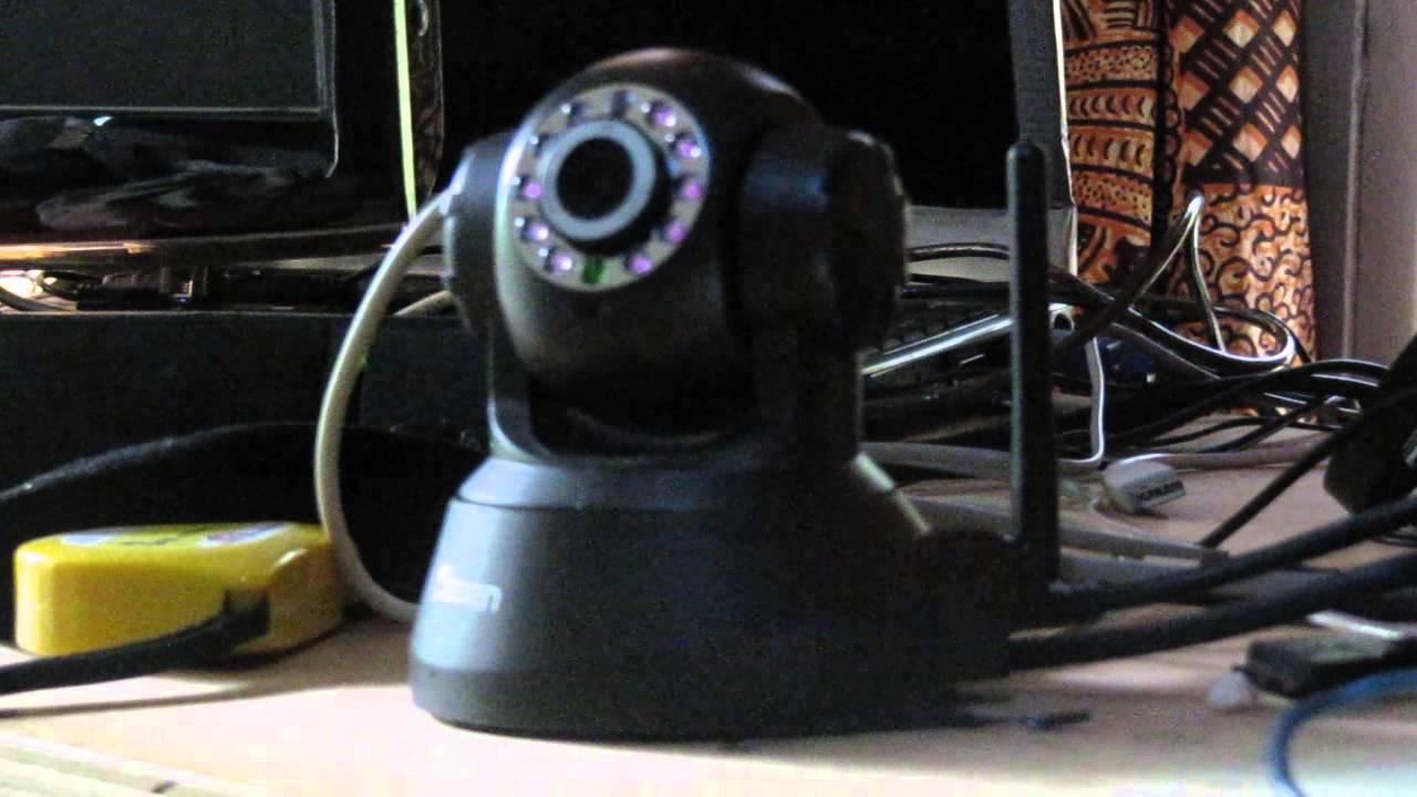 camera de surveillance sans fil exterieur longue portee youtube. Black Bedroom Furniture Sets. Home Design Ideas